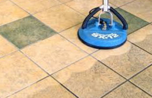 <!-5->Tile and Grout Cleaning