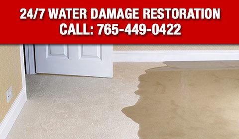 <!-4->24/7 Water Damage Restoration